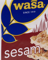 WASA Crispbread Sesame