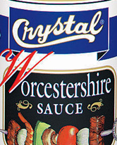 Crystal Worcestershire Sauce Image