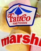 Fairco Fine Foods Marshmallows mixed