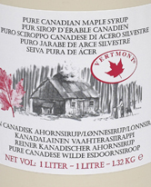Maple Syrup 1 Ltr