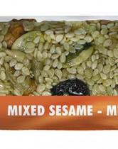 Mixed sesame