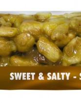 sweet and salty peanut